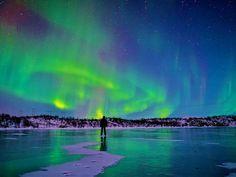Northern Norway  Photo was taken on January 30, 2012 using a Panasonic DMC-GH2.    Copy Credit : Norseman1968
