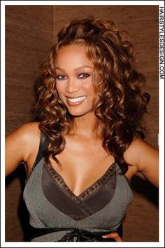 Tyra Banks hairstyles!
