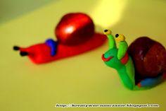Kreatywne nauczanie: Zabawy z kasztanami