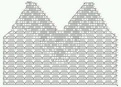 Top en crochet (patrones)