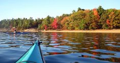 Eight Spots To View Fall Colour In Ontario's Cottage Country