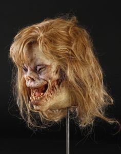 THE DEVIL'S ADVOCATE (1997) - Demonic Head - Price Estimate: $800 - $1000
