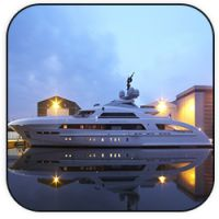 The Heesen Yachts is the world´s largest fast displacement yacht. The outdoor space on Galactica Star is simply enormous. Super Yachts, Yachting Club, Yacht Boat, Private Jet, Wooden Boats, Water Crafts, Luxury Life, Sailing, World