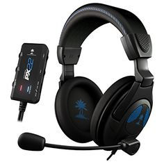 Turtle Beach  Ear Force PX22 Universal Amplified Gaming Headset  PS3 Xbox 360 PC -- For more information, visit image link.Note:It is affiliate link to Amazon.