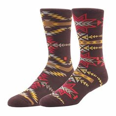 Because if you're gonna wear socks... Stance Socks - Cabazon
