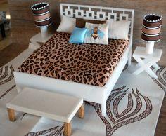 modern dollhouse furniture