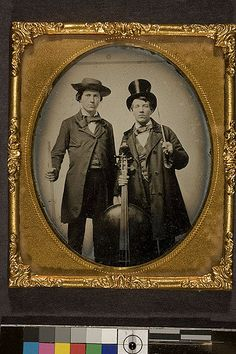 The ambrotype is something of an overlooked process-- not as stunning as the daguerreotype, not as widespread as the tintype. Antique Photos, Vintage Pictures, Vintage Photographs, Old Pictures, Vintage Images, Old Photos, Vintage Men, Weird Vintage, Retro Images