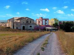 Masseria Sant'Agapito in Lucera, Puglia