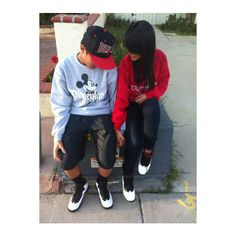 couple swag ❤ liked on Polyvore featuring couples, people, cute couples and pictures