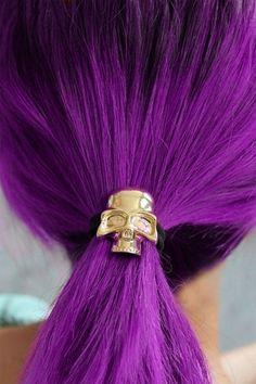 Hair pastel - hair style