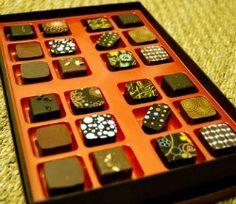 Best Chocolates for Valentine's Day! - Garrison Confections Chocolatier Andrew Shotts's