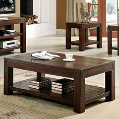 Castlewood Rectangular Coffee Table I Riverside Furniture Rectangular Coffee Table, Table, Coffee And End Tables, Table For Small Space, Domestic Furniture, Riverside Furniture, Furniture, Home Furniture, Coffee Table