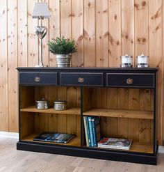 hytte møbler - Google Search Buffet, Cabinet, Storage, Furniture, Home Decor, Clothes Stand, Purse Storage, Decoration Home, Room Decor
