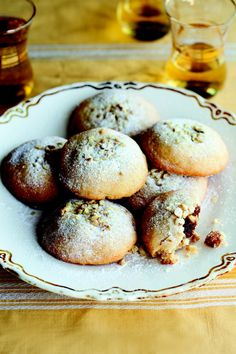 Date-and-Walnut-Filled Cookies from The New Persian Kitchen by Louisa Shafia | canada.com