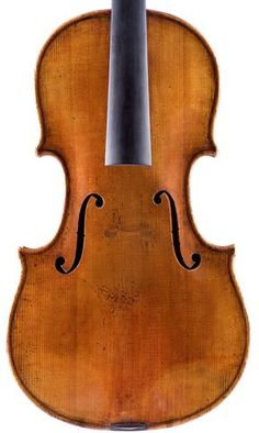 "1727 Stradivari Viola ""Cassavetti"" from Library of Congress Collection"