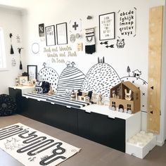 room kids boy ikea \ room kids boy - room kids boy and girl - room kids boy bedroom ideas - room kids boy ikea - room kids boy small Baby Bedroom, Baby Boy Rooms, Baby Room Decor, Kids Bedroom, Room Kids, Playroom Furniture, Ikea Kids Playroom, Toddler Rooms, Toy Rooms