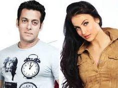 Elli Avram's reaction on Salman Khan's JAI HO.