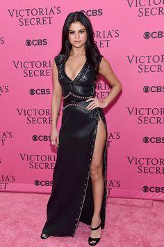 Selena Gomez looks amazing at the 2015 Victoria's Secret Fashion Show