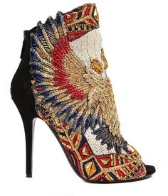 Western wear spikes!  For the right time & place..
