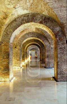 Museo del Bicentenario Argentina - ruinas de la vieja Aduana Argentina. The old Customs area. Architecture, History, Culture and Tradition; in keeping with my memoir; http://www.amazon.com/With-Love-The-Argentina-Family/dp/1478205458