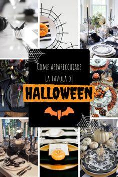 La tavola di Halloween - Vesti di gioia la tua vita 4ca9f1186be6