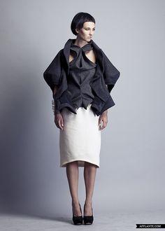 AW'2012-2013 Fashion Collection // Pei G Tsai | Afflante.com