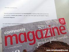 Continente Magazine - http://gostinhos.com/continente-magazine/