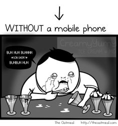 SEE I knew there was a reson why I HAVE to have my phone on me...