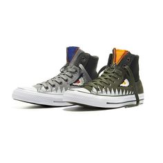Converse All Star MA-1 ZIP Shark Pack
