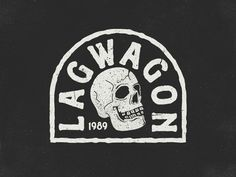 Lagwagon Chest Badge