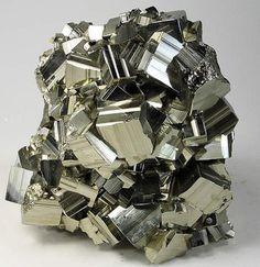 Pyrite from Peru