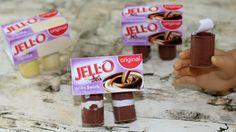 DIY JELLO Pudding | American Girl Doll Craft