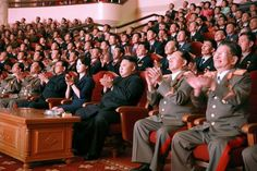 Instead of Launching a Missile North Korea Throws a Party