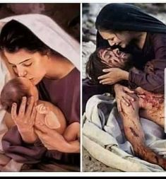 Jesus Mother, Blessed Mother, Baby Jesus, Jesus Suffering, Work This Out, Mama Mary, Mary And Jesus, Holy Week, Advent