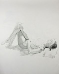 2011-01 by Sergio Lopez, Drawing - Charcoal | Zatista SOLD