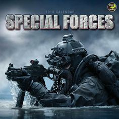 Special Forces 2015 Calendar   Green Berets, Delta Force, Rangers and SEALs are some of the United States Military's Special Forces. The members of these elite tactical teams are trained to carry-out dangerous, high-risk missions, often in hostile environments and typically without public knowledge - ever! civil-war-calendars.com