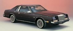 1981 Imperial coupe