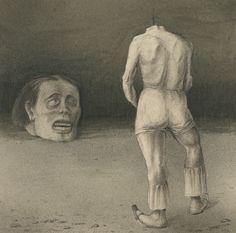 The surreal and 'degenerate' art of Alfred Kubin Art Dégénéré, Drawing Sketches, Art Drawings, Alfred Kubin, Degenerate Art, Dangerous Minds, Ink Illustrations, Art Graphique, Weird World