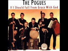 The Pogues - Medley: The Recruiting Sergeant / Rocky Road To Dublin... Best track on my favorite album. Happy St. Pats. 17/03/2014