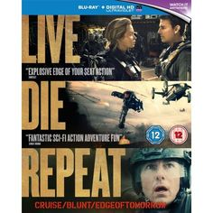 http://ift.tt/2dNUwca | Live Die Repeat Edge Of Tomorrow Blu-ray | #Movies #film #trailers #blu-ray #dvd #tv #Comedy #Action #Adventure #Classics online movies watch movies  tv shows Science Fiction Kids & Family Mystery Thrillers #Romance film review movie reviews movies reviews
