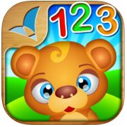 123 KIDS FUN NUMBERS app review: easily teach your child numbers from 1 to 10