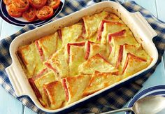 Hearty Ham and Egg Cobbler #BritishEggWeek #EggRecipes #Win  https://www.aldi.co.uk/en/recipes/recipes-by-category/eggs-recipes/ham-and-egg-cobbler/