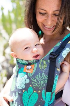 29c447b79a5 Cactus adjustable baby carrier! Cacti - Tula Free-to-Grow Baby Carrier  Ergonomic
