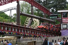 Rita: Queen of Speed - Alton Towers, UK: Check!