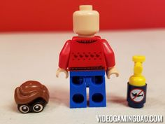 Image result for lego man from behind Museum Of Childhood, Lego Man, Home Appliances, Image, House Appliances, Appliances