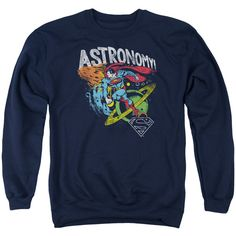 Superman: Astronomy Crewneck Sweatshirt