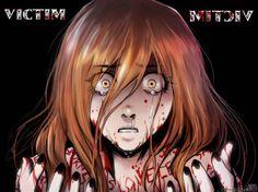 Eva - Nyanyan - Otaku do Ataku! Female Anime, Dark Anime, Alchemist, Creepypasta, Otaku, Cartoon, Manga, Creepy Pasta, Manga Anime