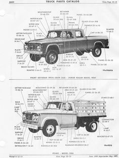 Dodge Power Wagon has been getting it done for decades! www.zimmermotors.com