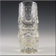 Sklo Union Hermanova Hut Glass Dragon Vase - Frantisek Peceny - £19.99