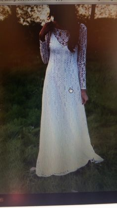 Laurel & Lace Wedding Dress on Sale 40% Off